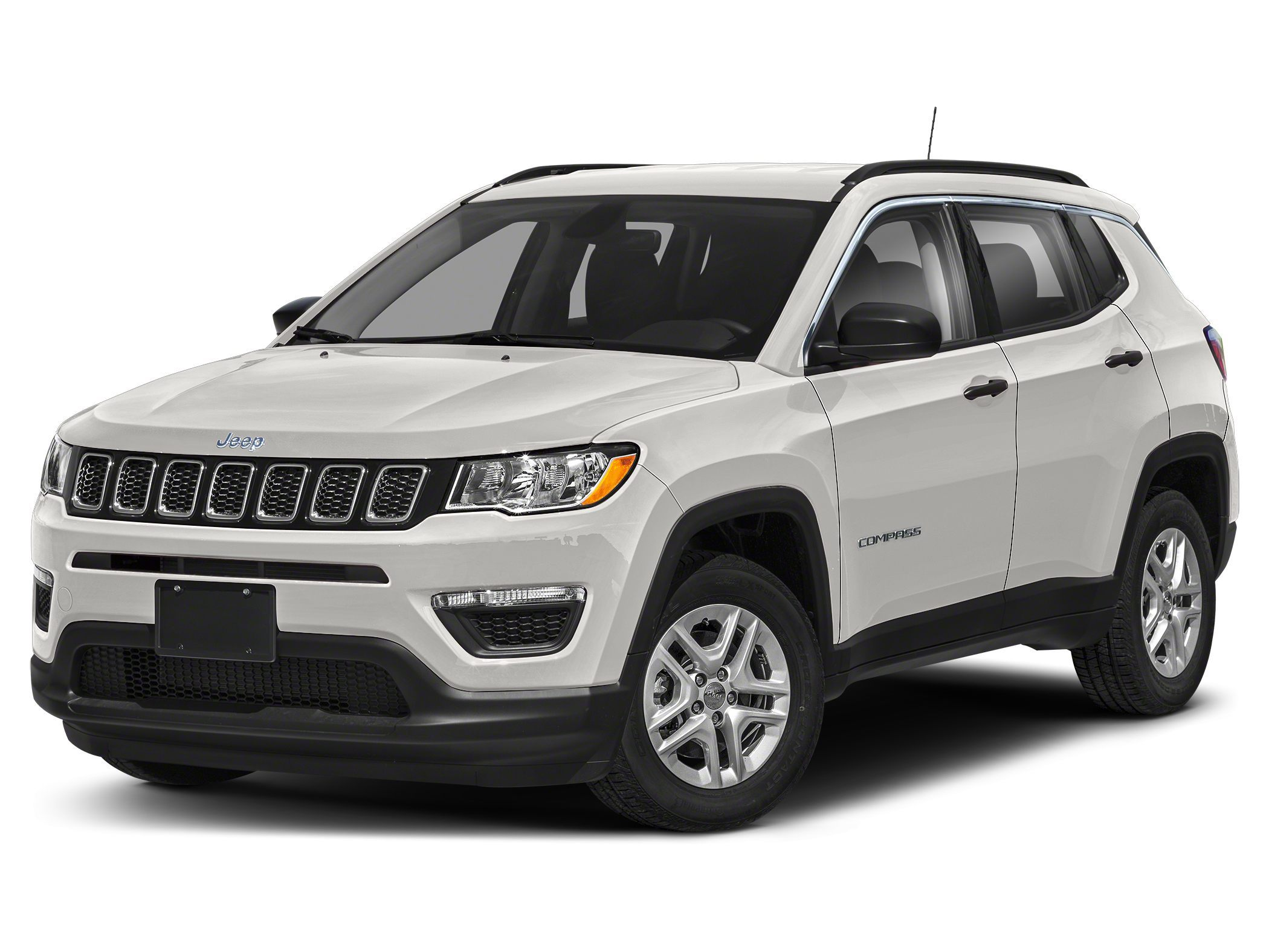 new 2021 Jeep Compass car, priced at $43,439