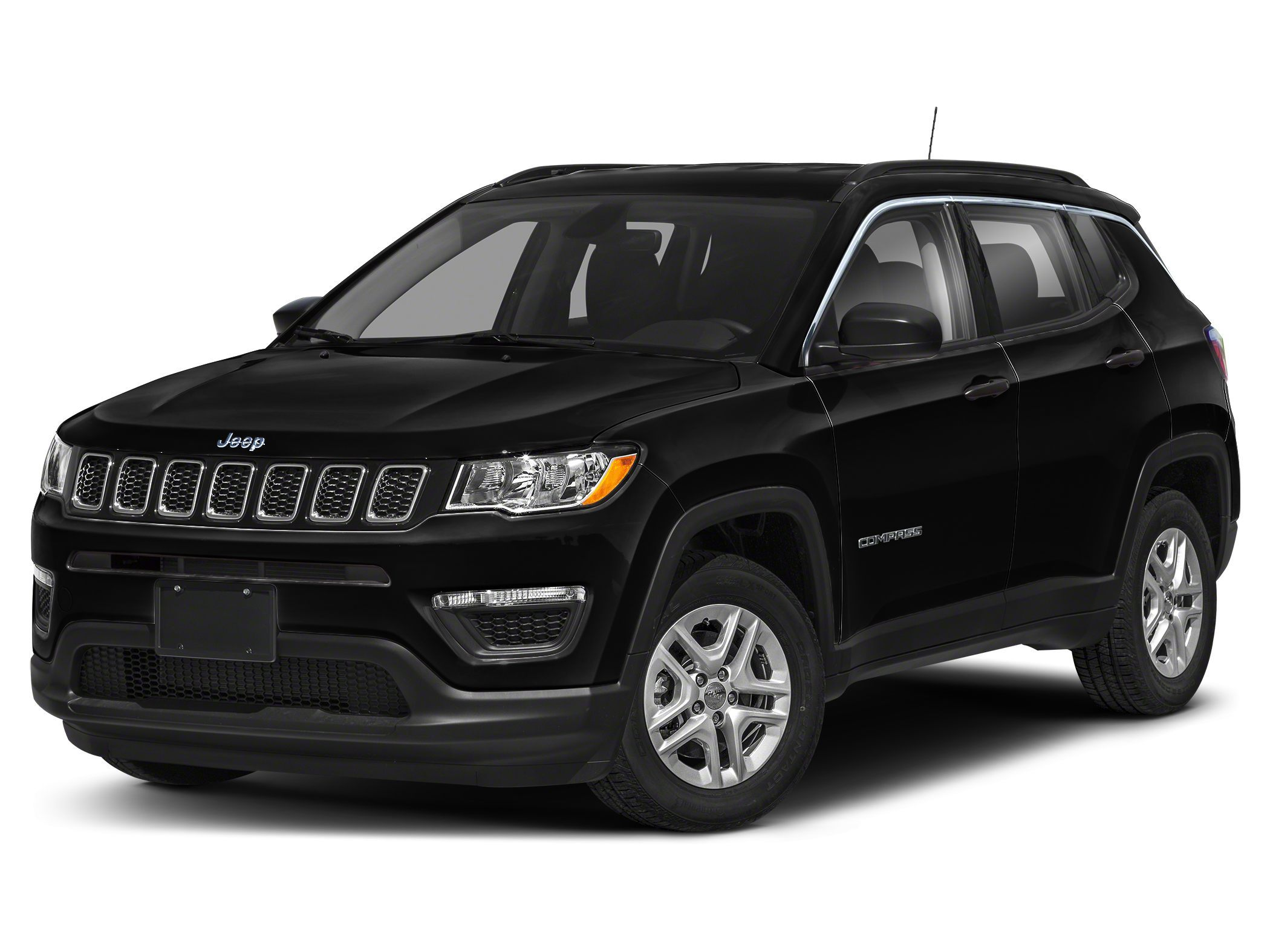 new 2021 Jeep Compass car, priced at $43,955