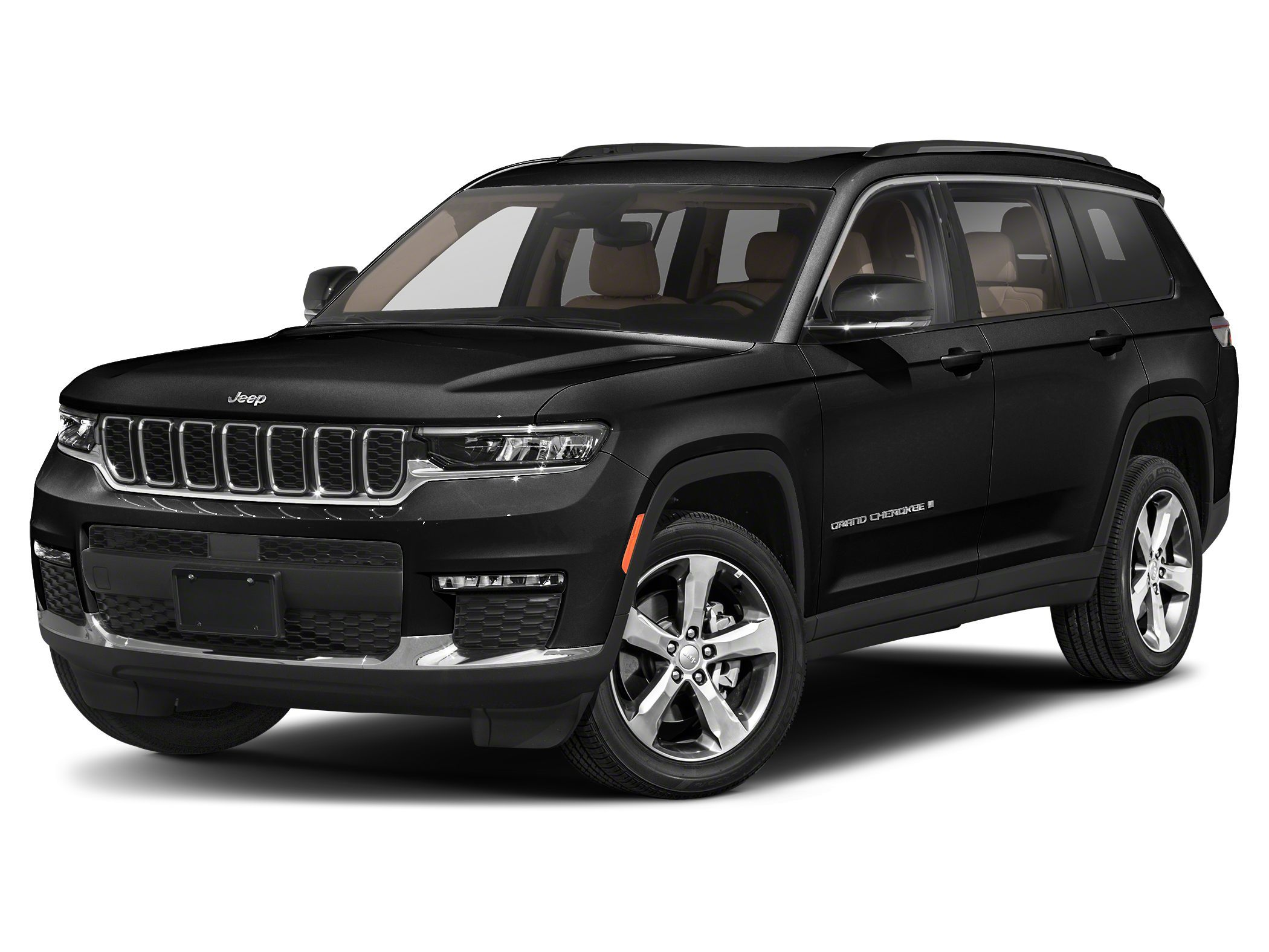 new 2021 Jeep All-New Grand Cherokee L car, priced at $58,999