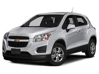 used 2016 Chevrolet Trax car