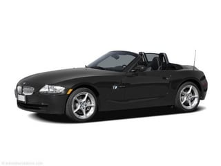 used 2006 BMW Z4 car