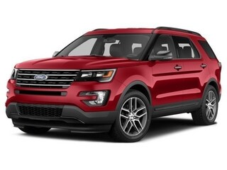 used 2016 Ford Explorer car