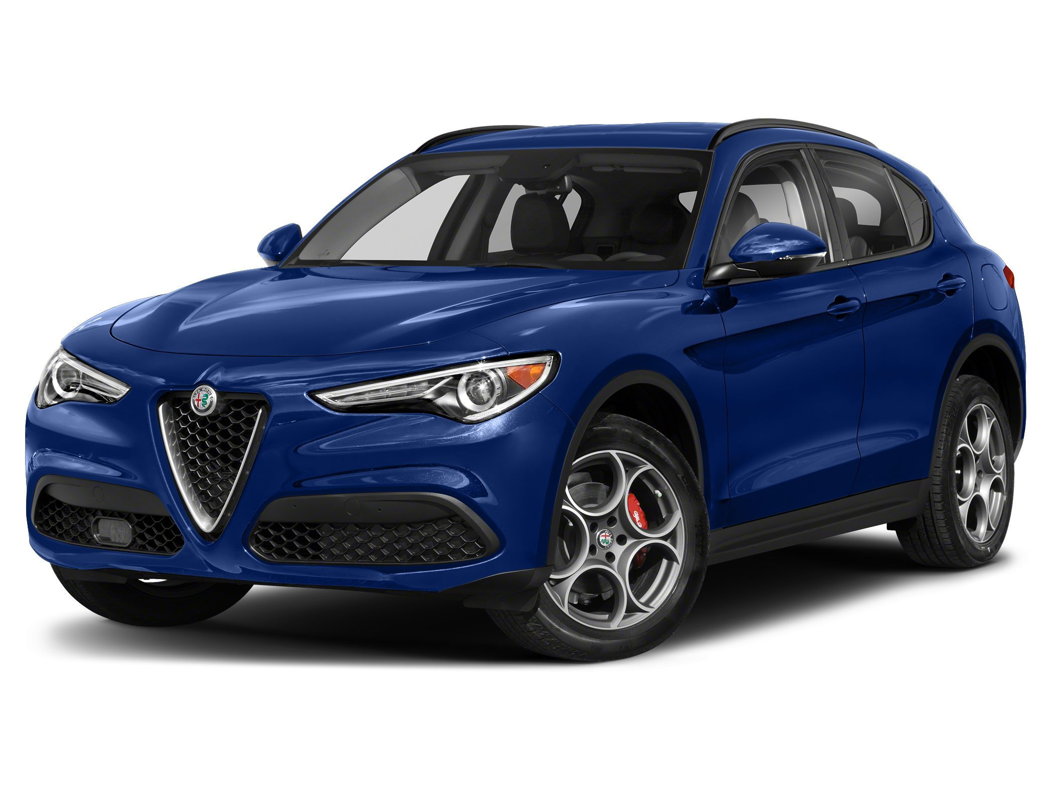 new 2020 Alfa Romeo Stelvio car, priced at $43,895