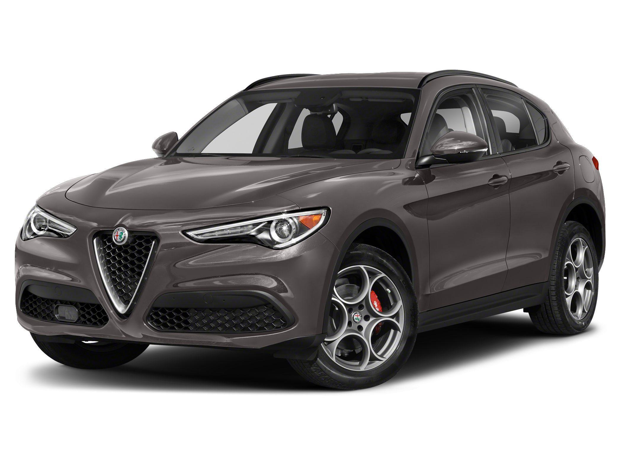new 2020 Alfa Romeo Stelvio car, priced at $43,095