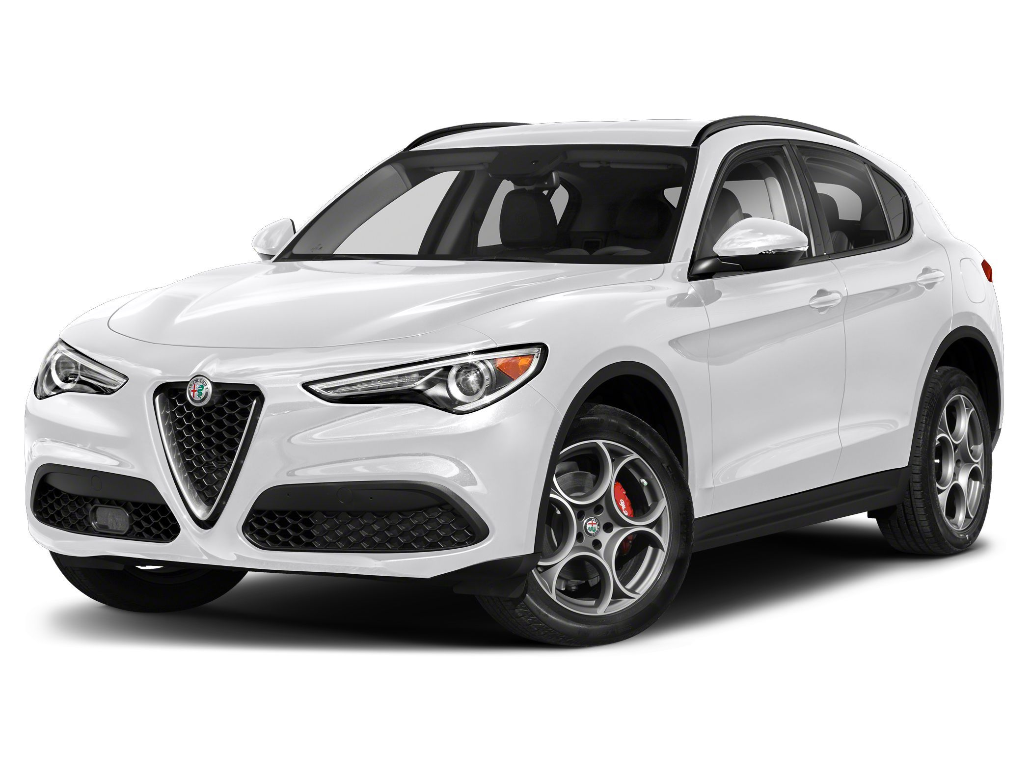 new 2020 Alfa Romeo Stelvio car, priced at $52,995