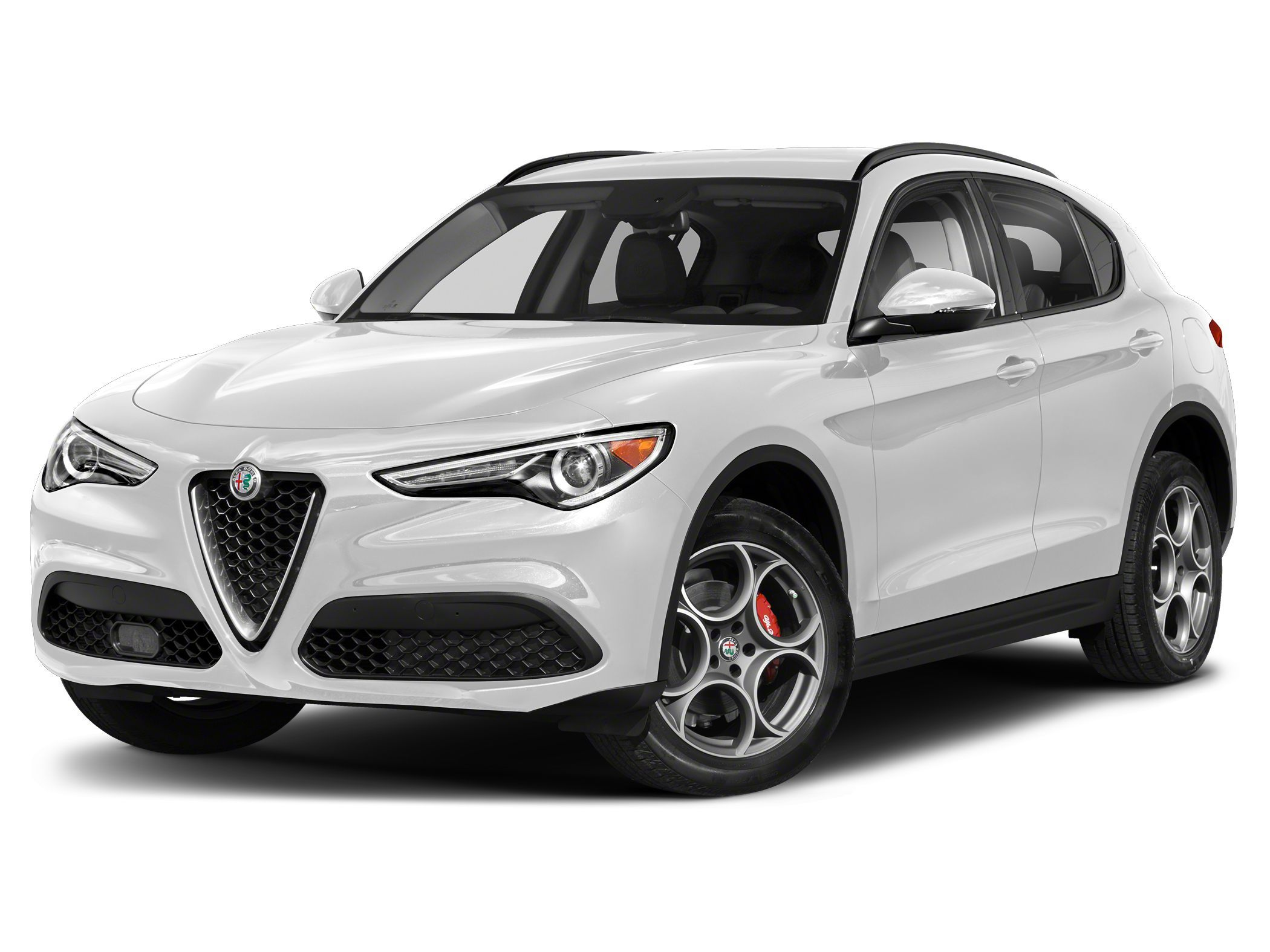 new 2020 Alfa Romeo Stelvio car, priced at $50,895