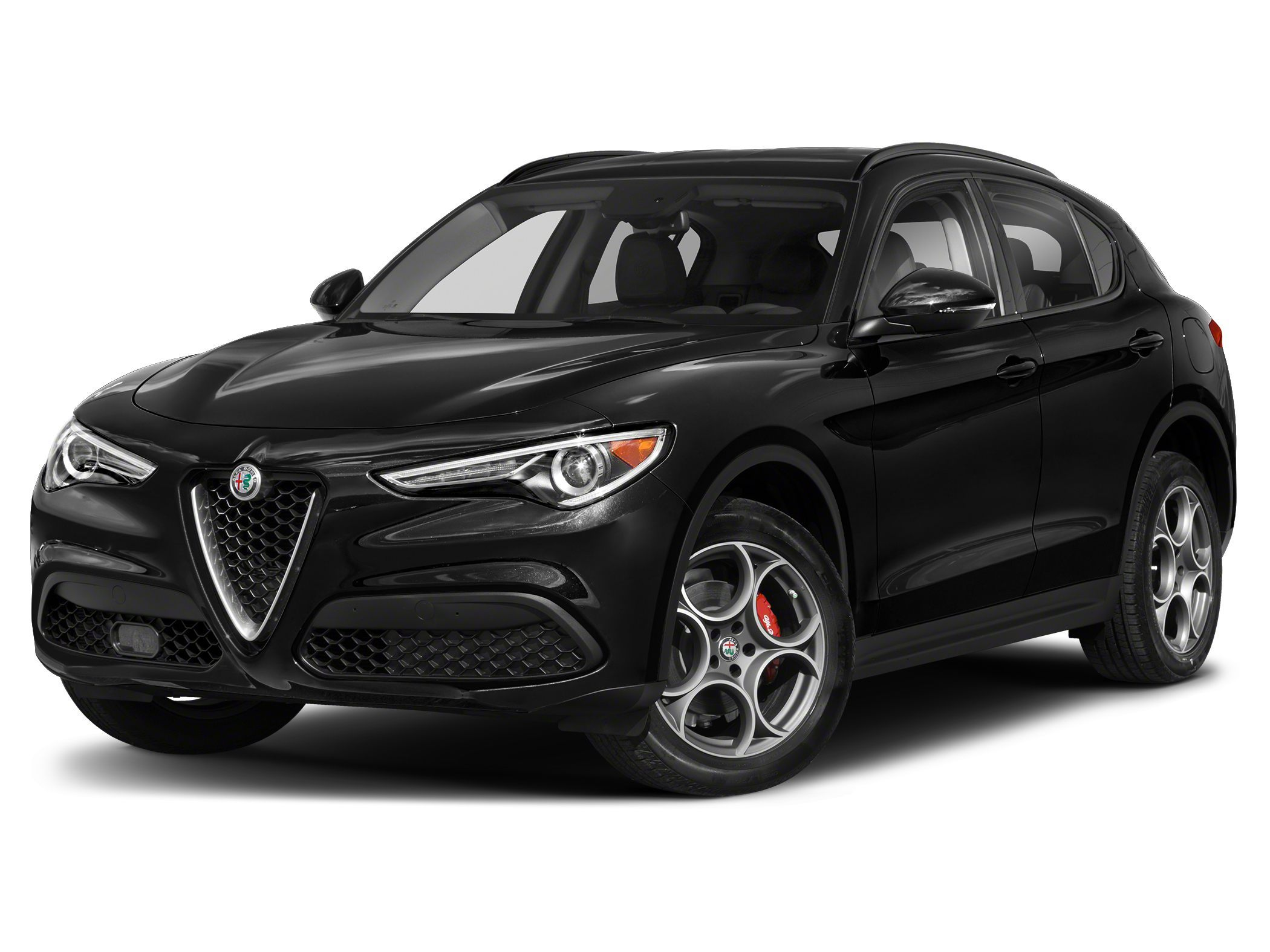 new 2020 Alfa Romeo Stelvio car, priced at $57,695