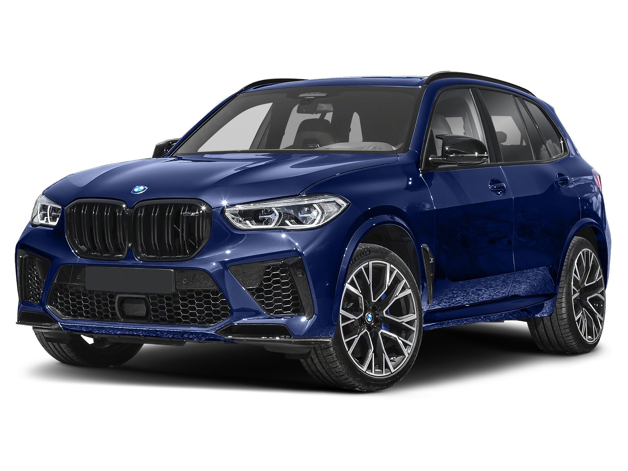 new 2020 BMW X5 M car, priced at $123,795