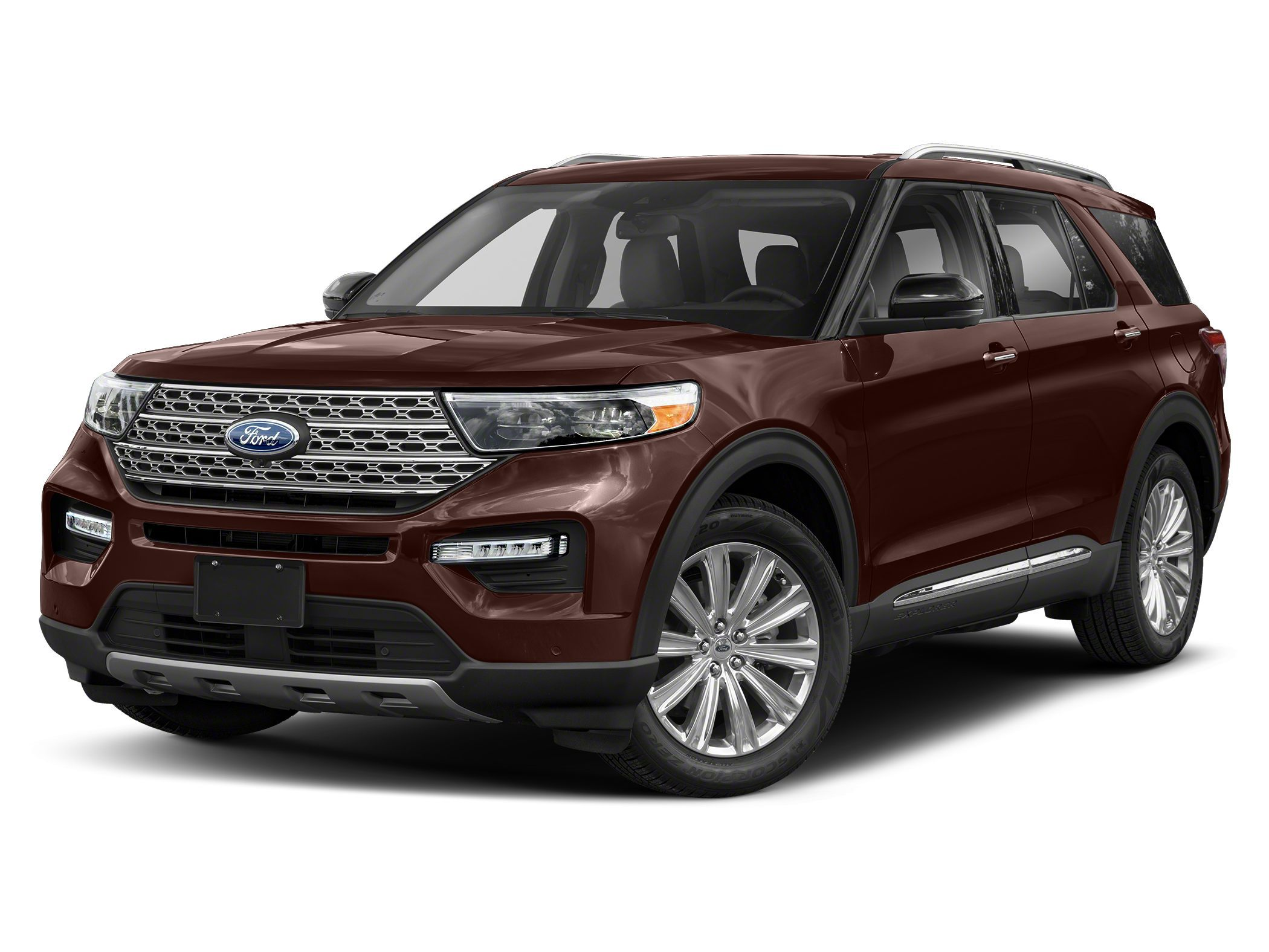 new 2020 Ford Explorer car, priced at $62,045