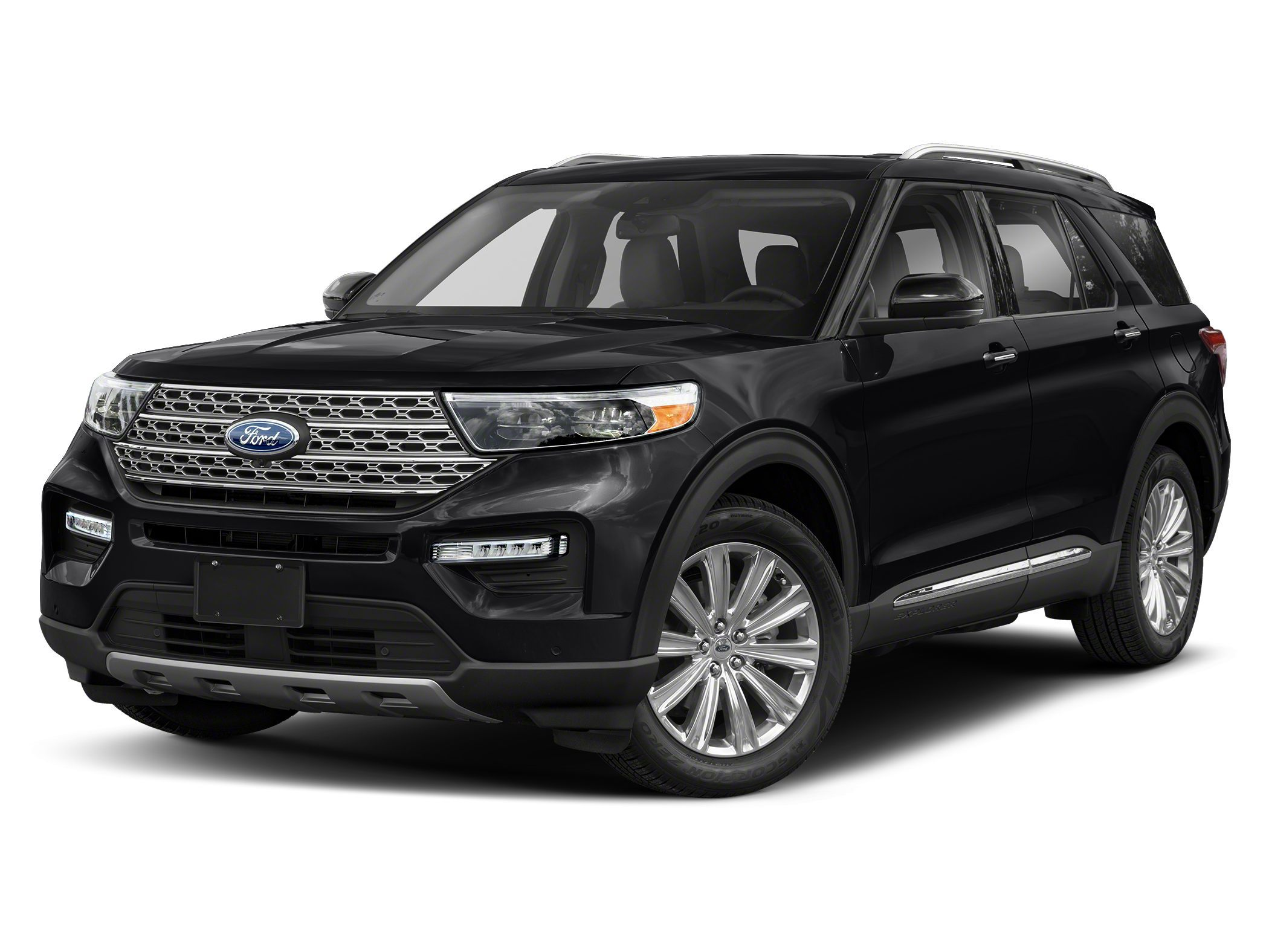 new 2020 Ford Explorer car, priced at $61,700