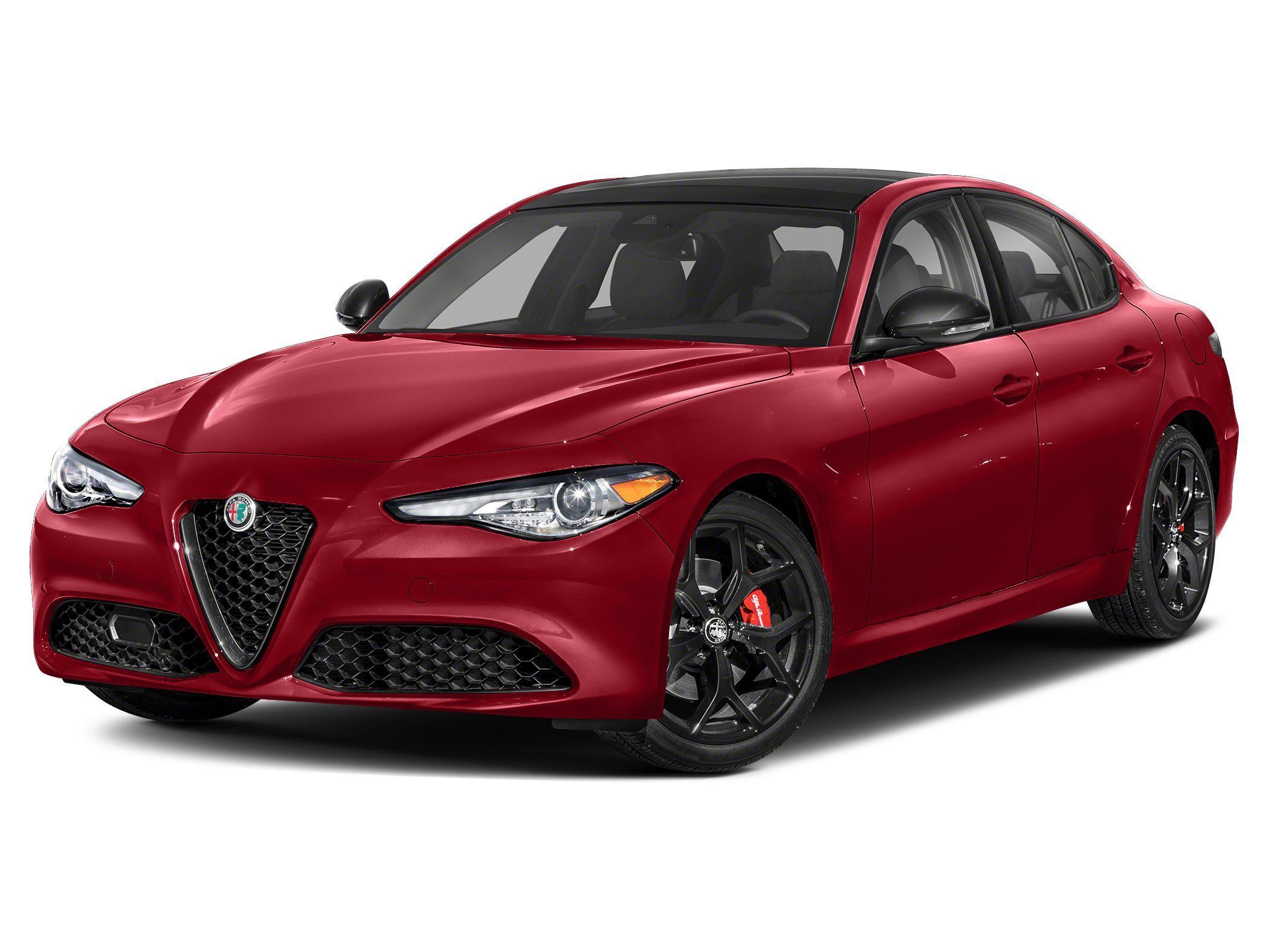 new 2021 Alfa Romeo Giulia car, priced at $53,390