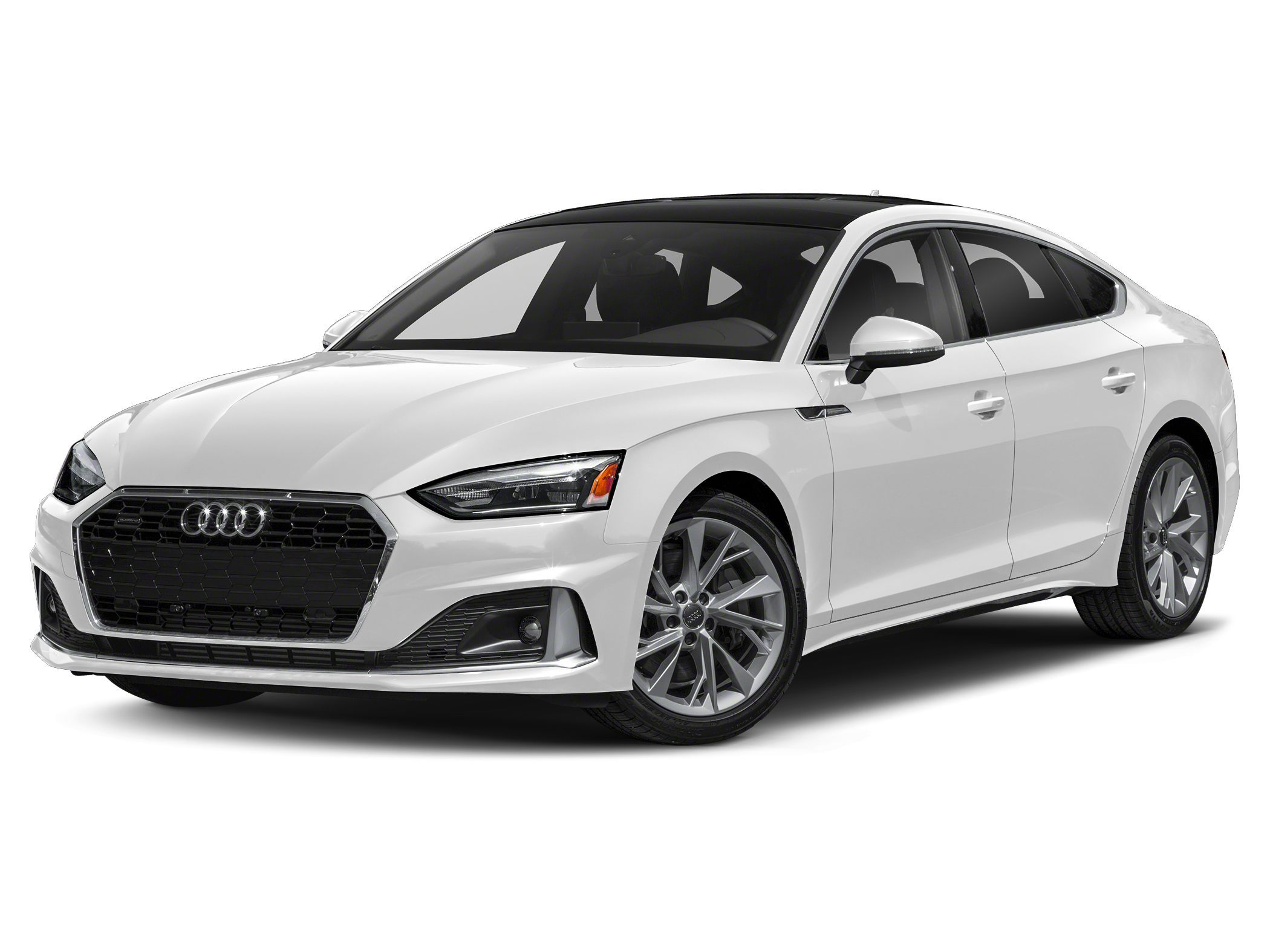 new 2021 Audi A5 car, priced at $53,560
