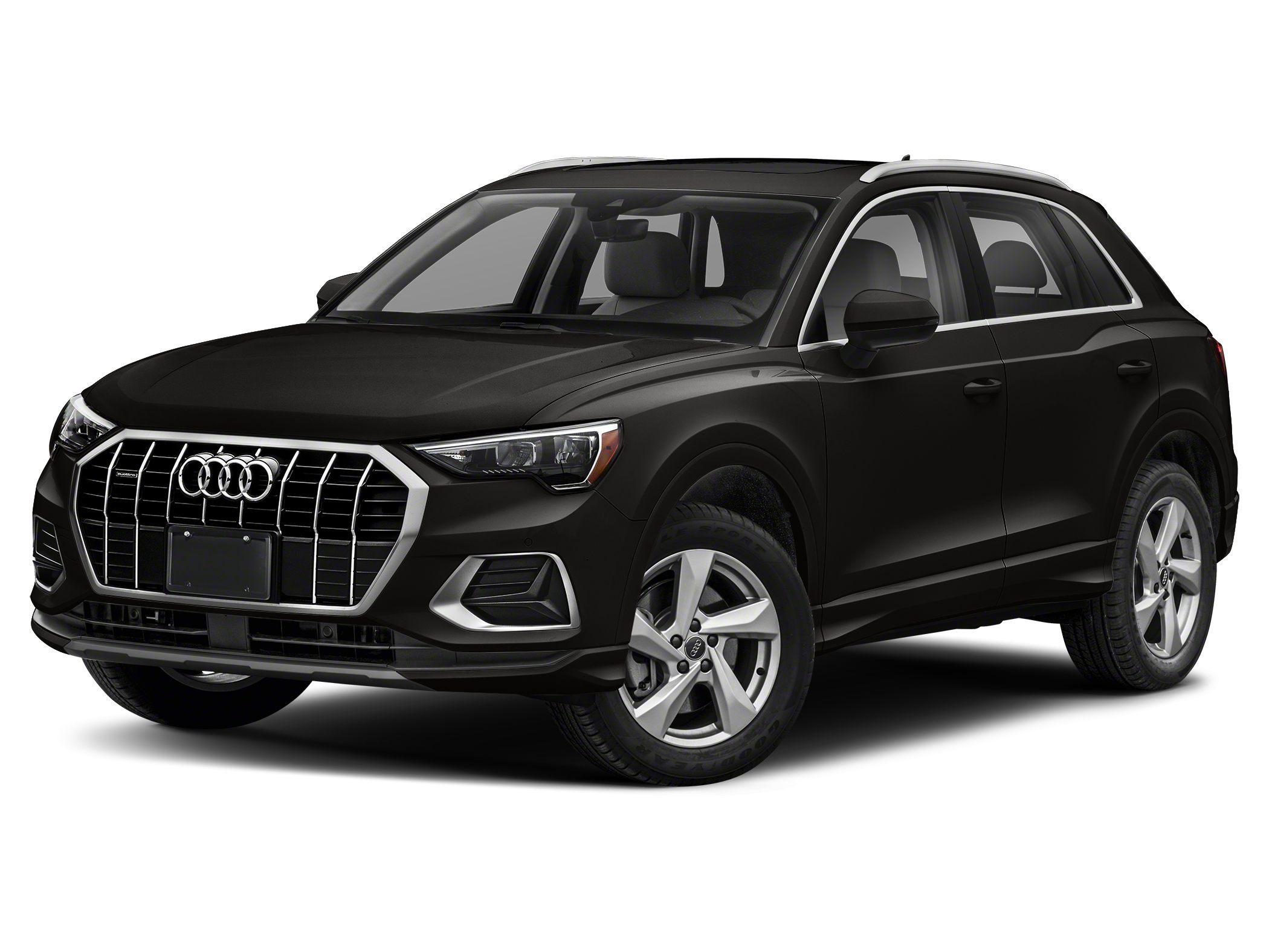 new 2021 Audi Q3 car, priced at $35,990