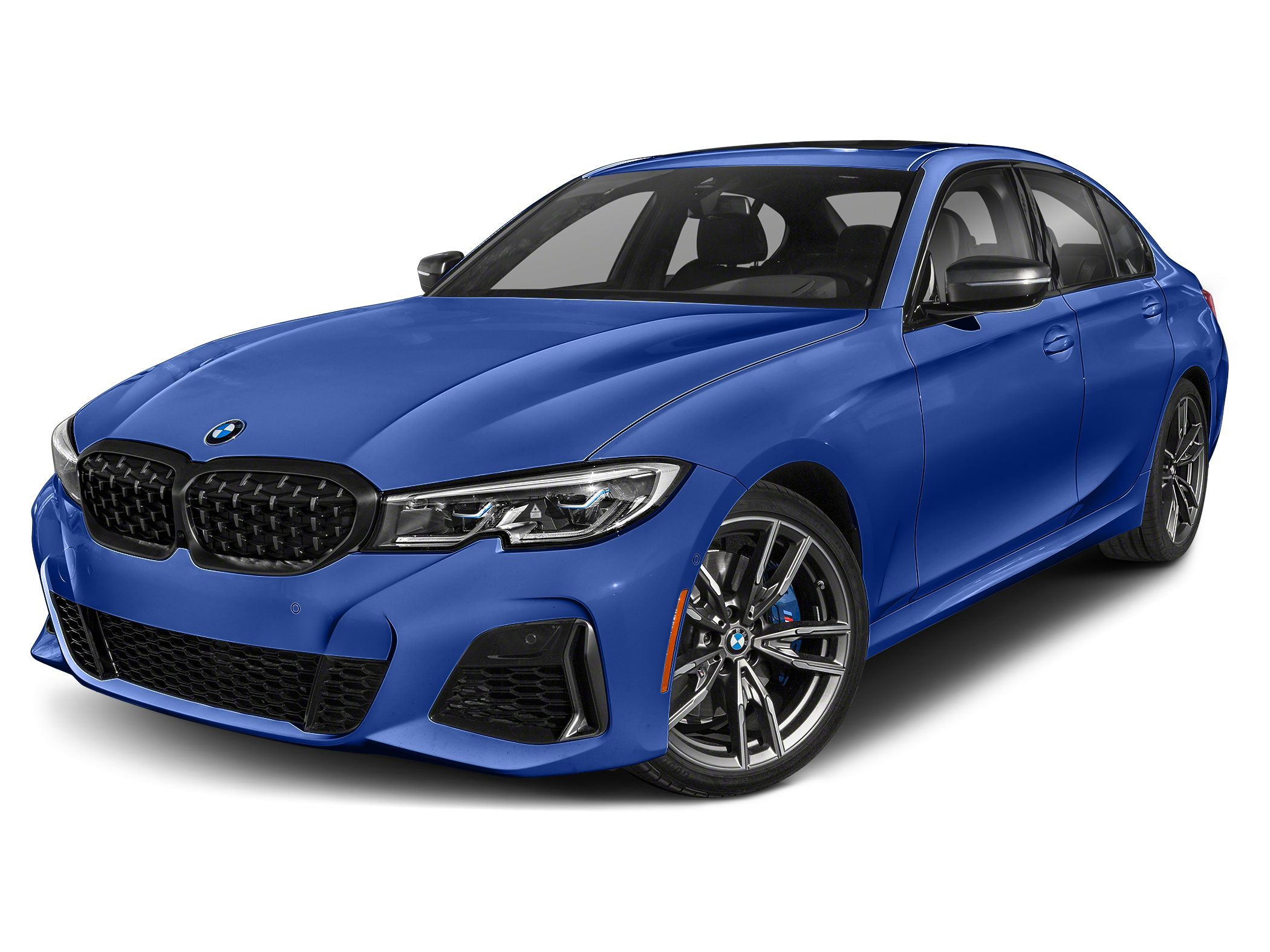 new 2021 BMW M340i car, priced at $67,405