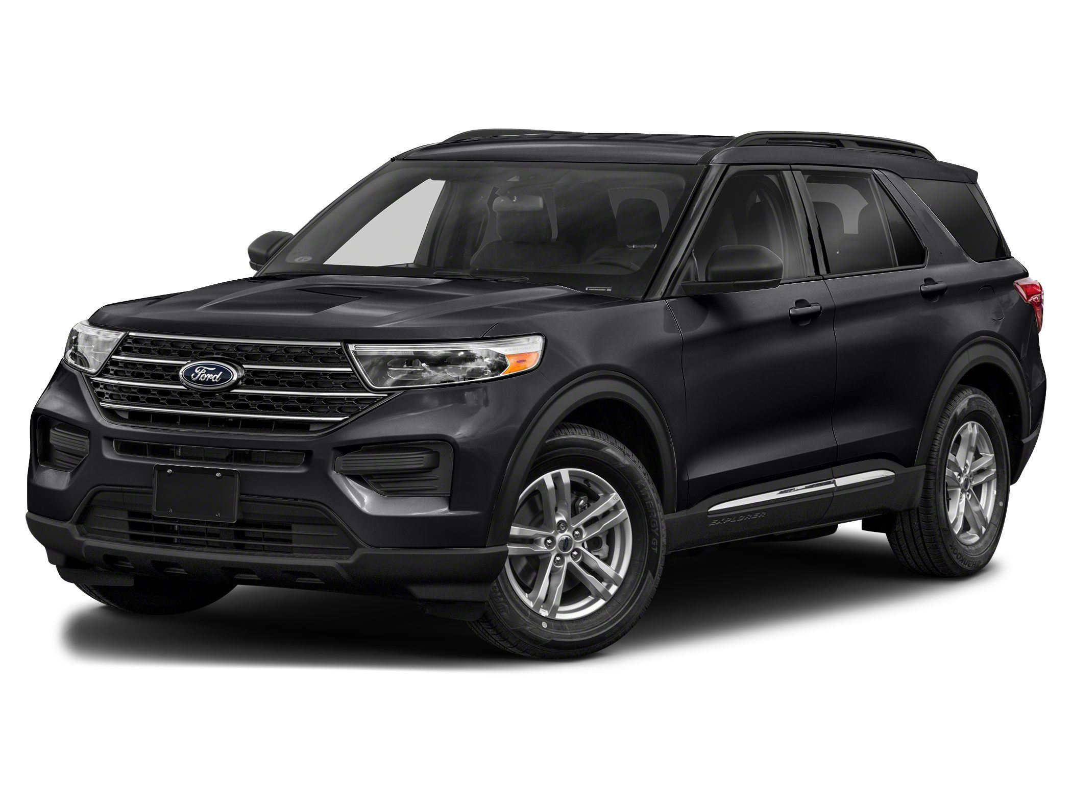 new 2021 Ford Explorer car, priced at $43,835