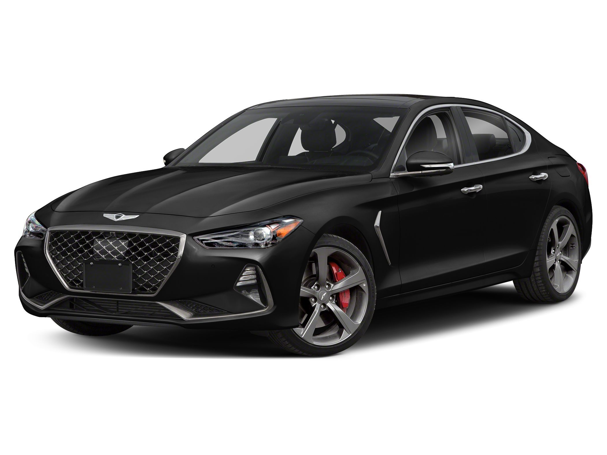 new 2021 Genesis G70 car, priced at $54,050
