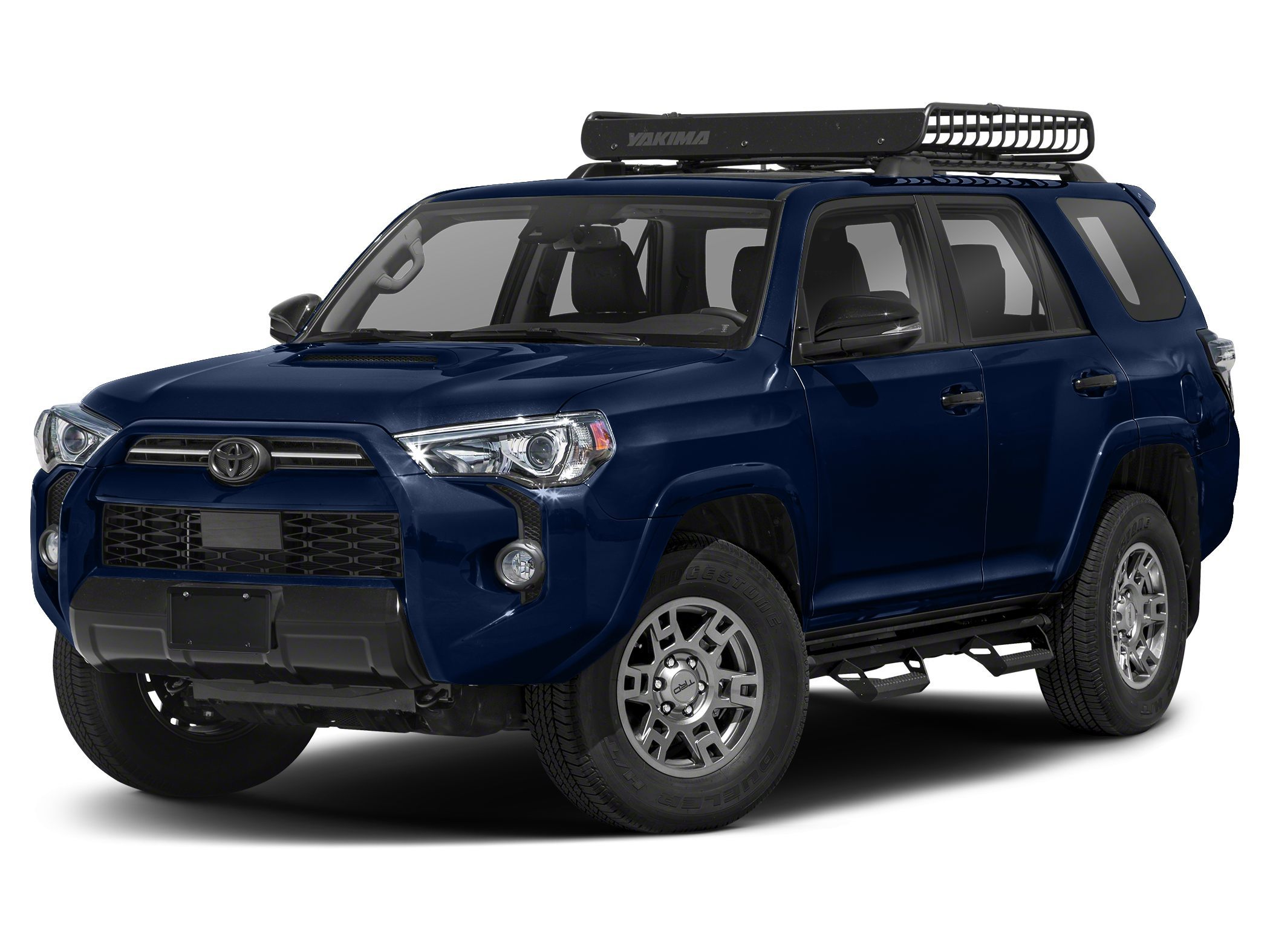 new 2021 Toyota 4Runner car, priced at $46,962