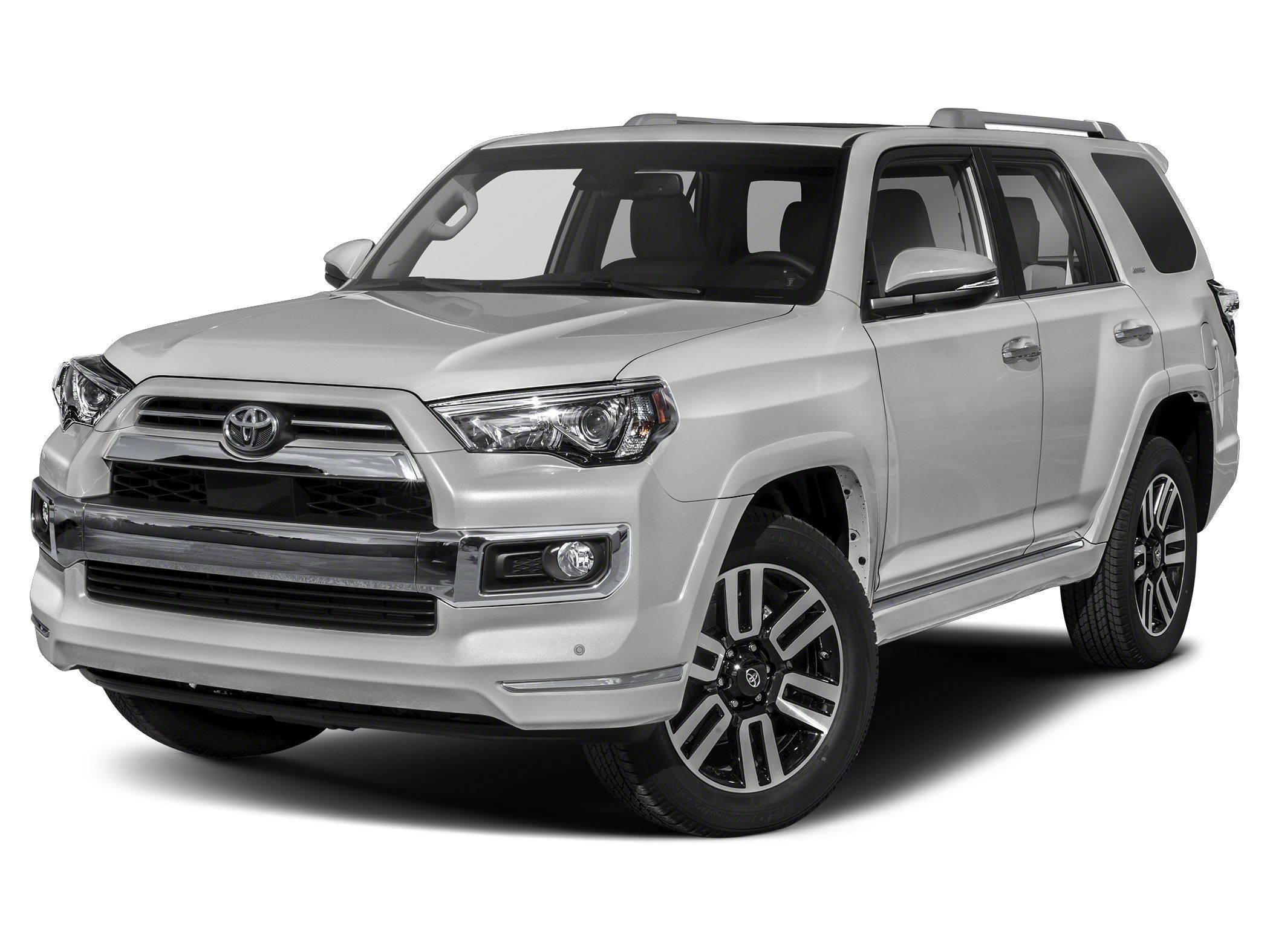 new 2021 Toyota 4Runner car, priced at $49,583