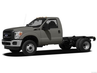 used 2012 Ford F-350SD car