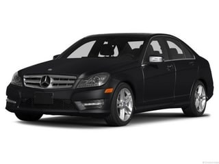 used 2013 Mercedes-Benz C-Class car, priced at $17,497