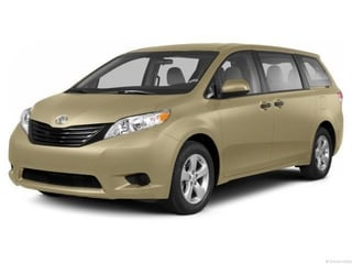 used 2013 Toyota Sienna car, priced at $20,998