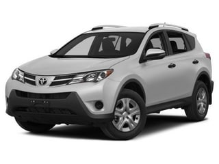 used 2014 Toyota RAV4 car, priced at $18,998