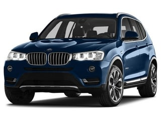 used 2015 BMW X3 xDrive28i car, priced at $21,898