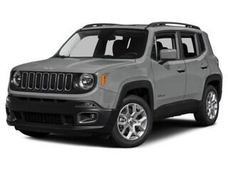 used 2016 Jeep Renegade car