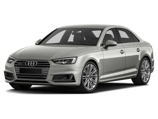 used 2017 Audi A4 car, priced at $27,998