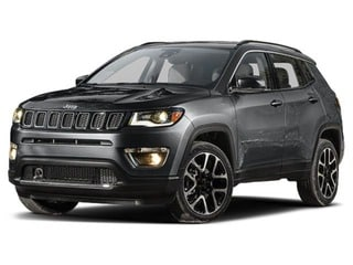 used 2017 Jeep New Compass car, priced at $22,998