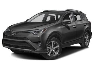 used 2018 Toyota RAV4 car, priced at $23,400