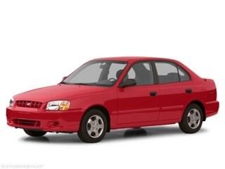 used 2002 Hyundai Accent car