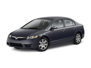 used 2010 Honda Civic car