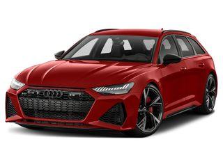new 2021 Audi RS 6 Avant car