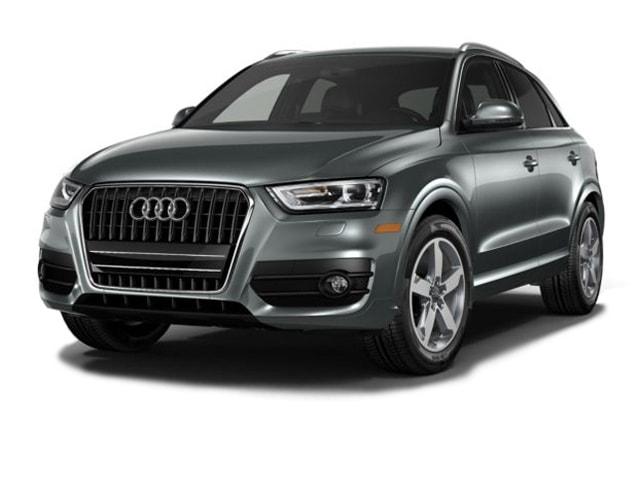 used 2015 Audi Q3 car, priced at $22,998
