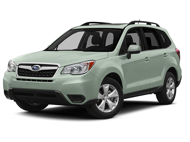 used 2015 Subaru Forester car