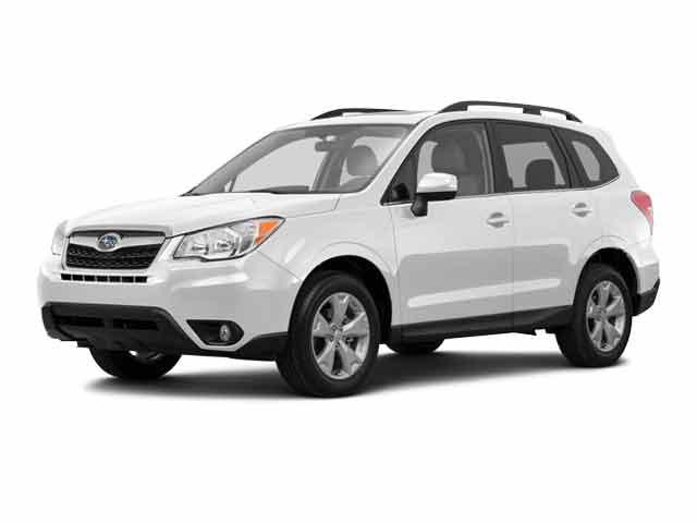 new 2016 Subaru Forester car