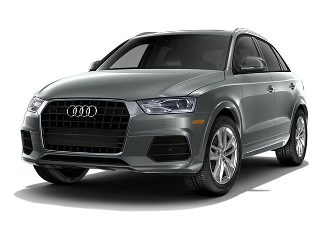 used 2017 Audi Q3 car, priced at $29,998