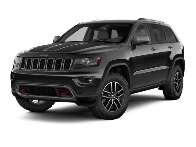 used 2017 Jeep Grand Cherokee car