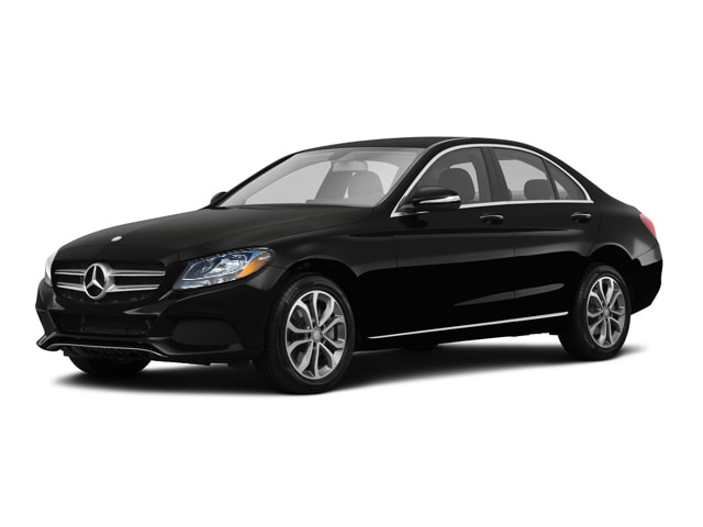 used 2017 Mercedes-Benz C-Class car, priced at $26,798