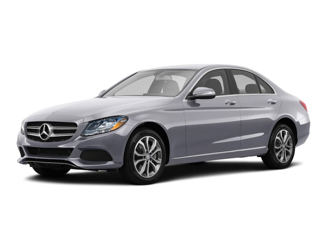 used 2017 Mercedes-Benz C-Class car, priced at $26,598