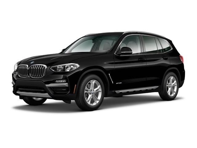 used 2018 BMW X3 car, priced at $34,968