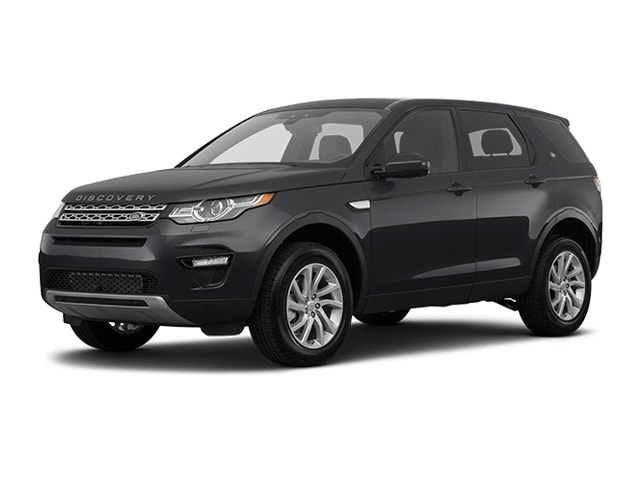 used 2018 Land Rover Discovery Sport car, priced at $33,988