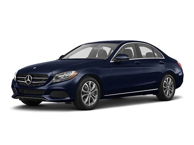 used 2018 Mercedes-Benz C-Class car, priced at $29,998
