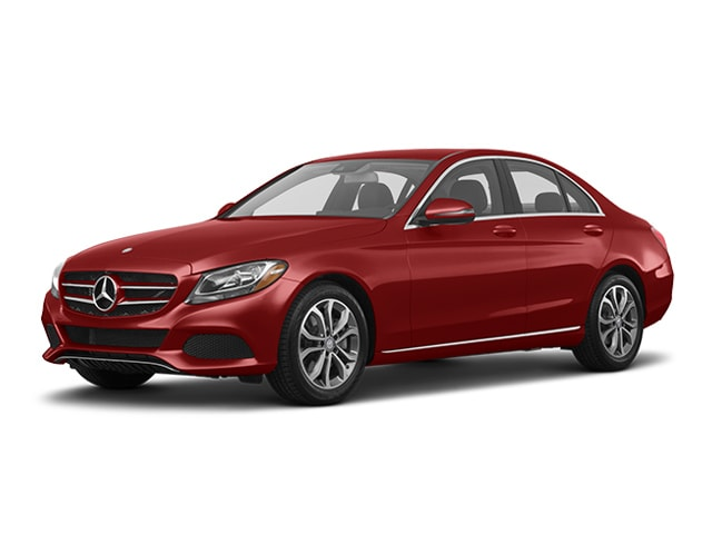 used 2018 Mercedes-Benz C-Class car, priced at $33,498