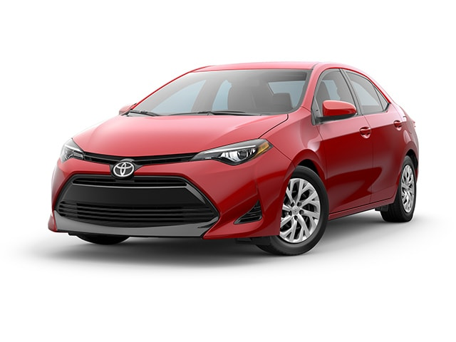 used 2018 Toyota Corolla car, priced at $17,998