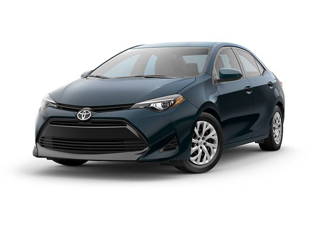 used 2018 Toyota Corolla car, priced at $17,598
