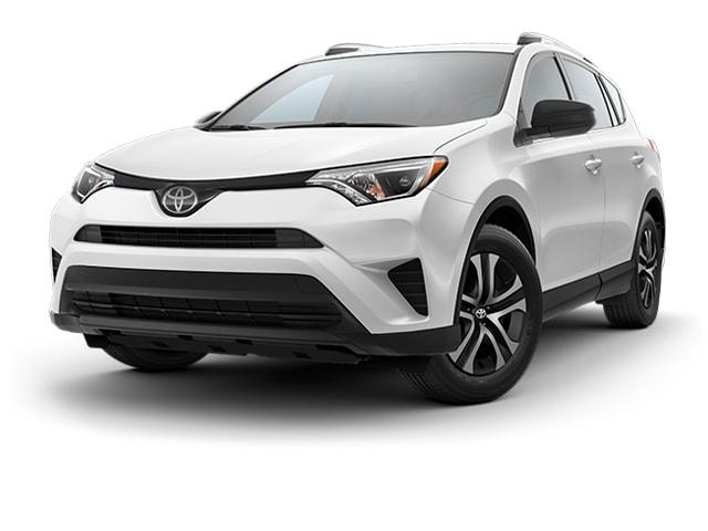 used 2018 Toyota RAV4 car, priced at $19,998
