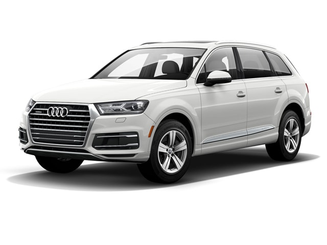 used 2019 Audi Q7 car, priced at $54,998