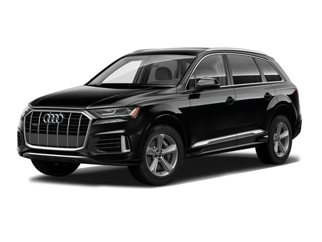 new 2020 Audi Q7 car, priced at $58,980